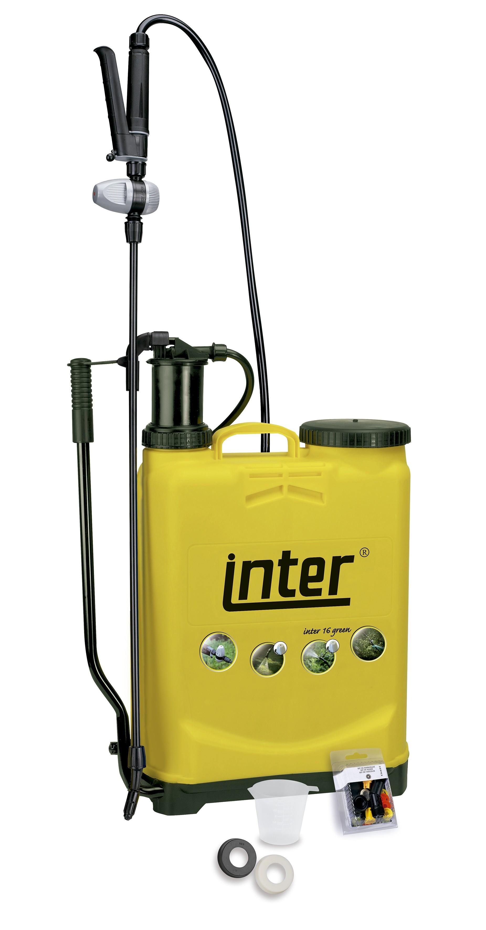 STROPITOARE INTER 16L GREEN