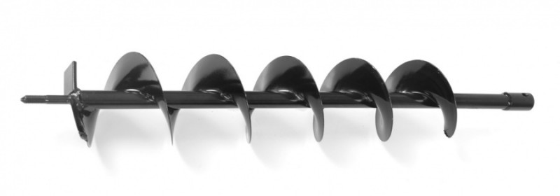 Hecht 0043150 Burghiu pentru foreza, diametru 150 mm, compatibil cu Hecht 52 si Hecht 43
