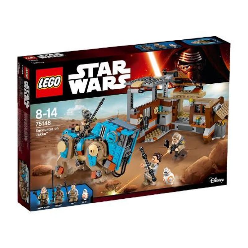 LEGO Star Wars Confruntare pe Jakku