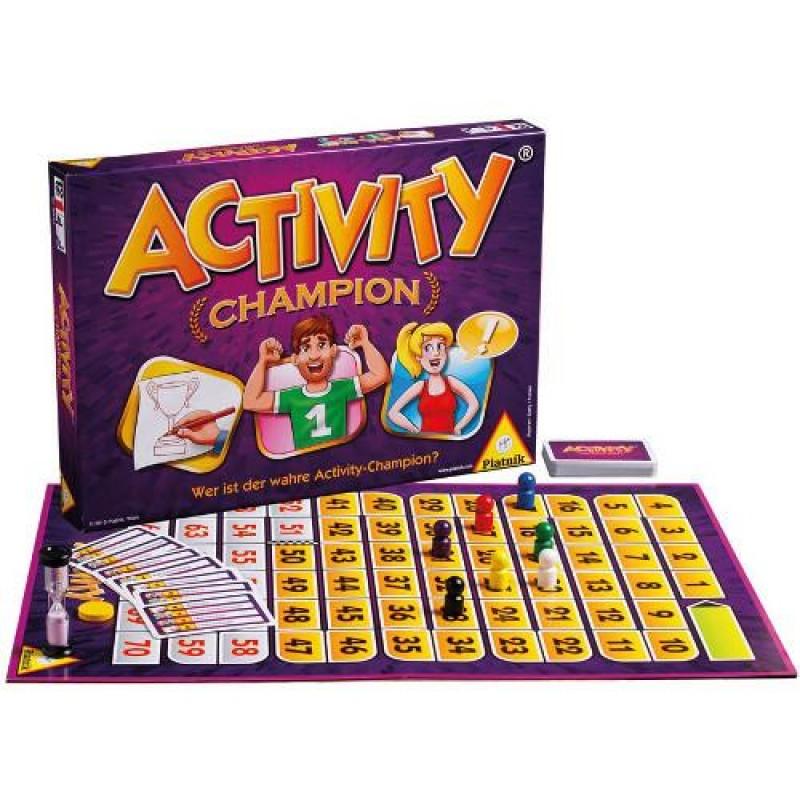 Piatnik - Joc Activity Champion